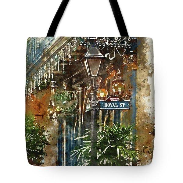 New Orleans - Royal Street Tote Bag