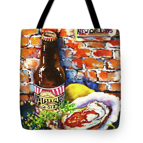 New Orleans Treats Tote Bag