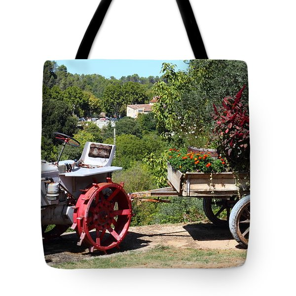 Tote Bag featuring the photograph New Pastures by Richard Patmore