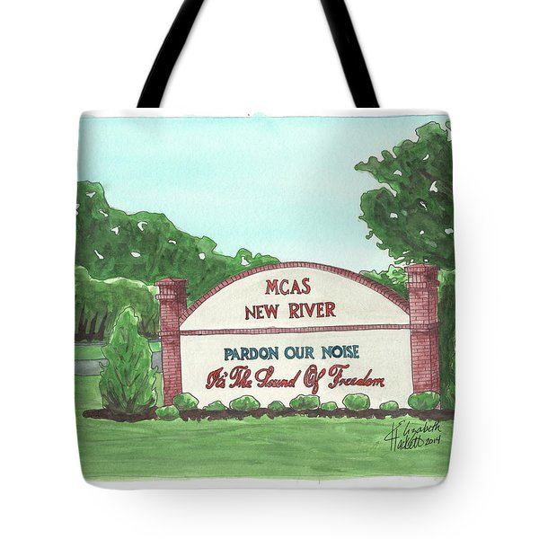 New River Welcome Tote Bag