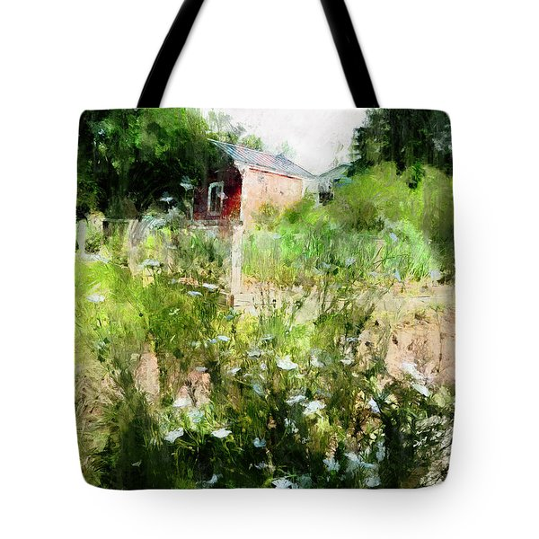 New Roots Tote Bag