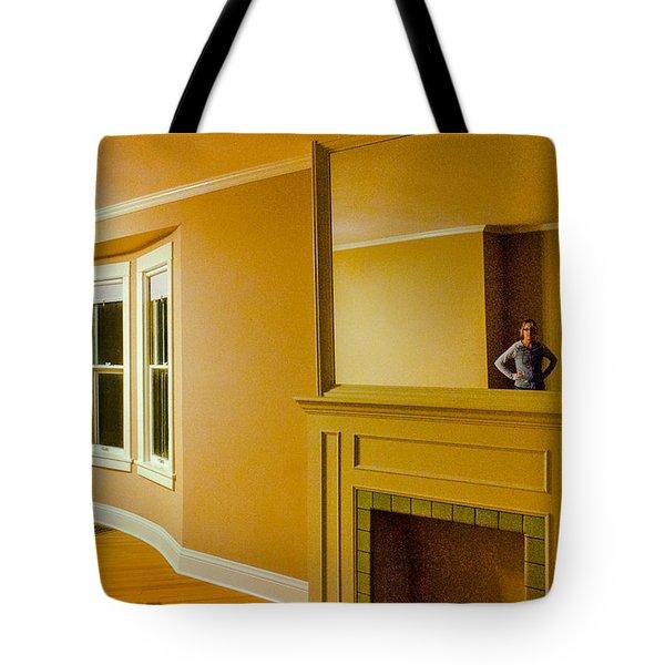 New Start Tote Bag