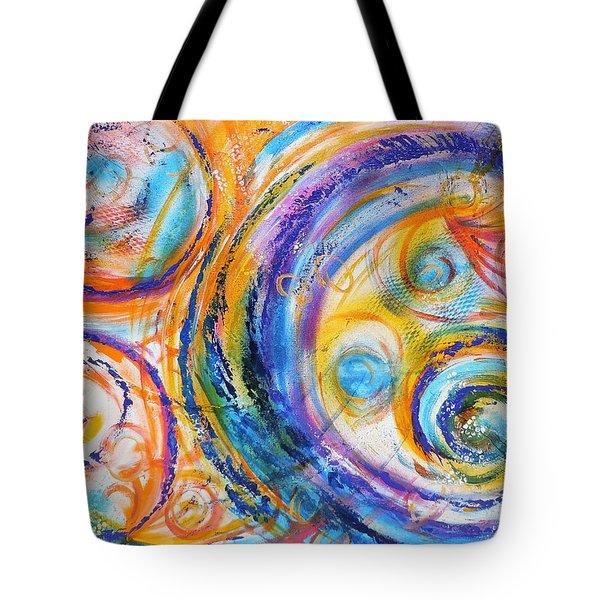 New Universe Tote Bag