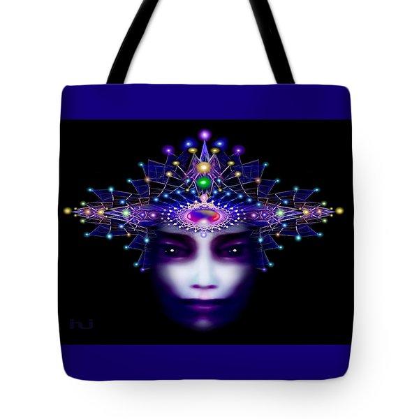 Celestial  Beauty Tote Bag