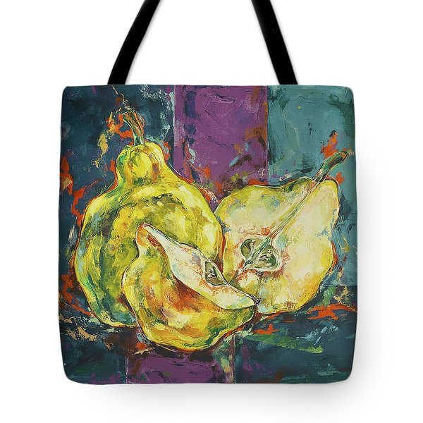 The Three Quinces Tote Bag