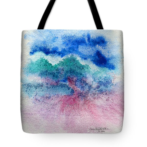 New Wave Tote Bag by Joan Hartenstein