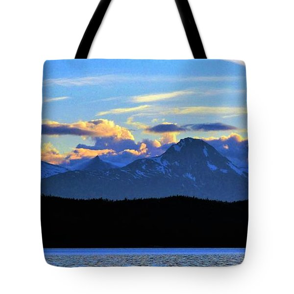 New World Tote Bag by Martin Cline