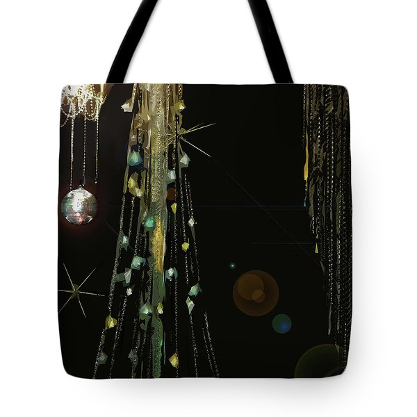 New Years At The Ritz Tote Bag