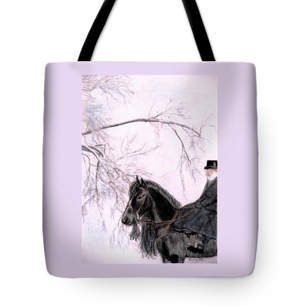 New Year's Resolution Tote Bag by Angela Davies