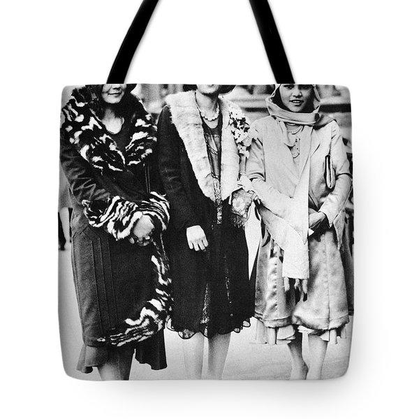 New York - Harlem C1927 Tote Bag by Granger