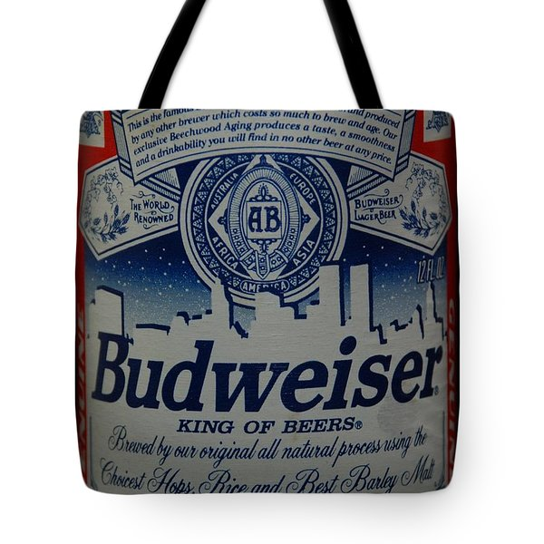 New York Bud Tote Bag