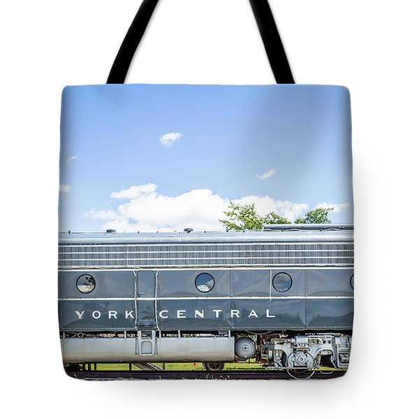 New York Central System Locomotive Vintage 3 Tote Bag