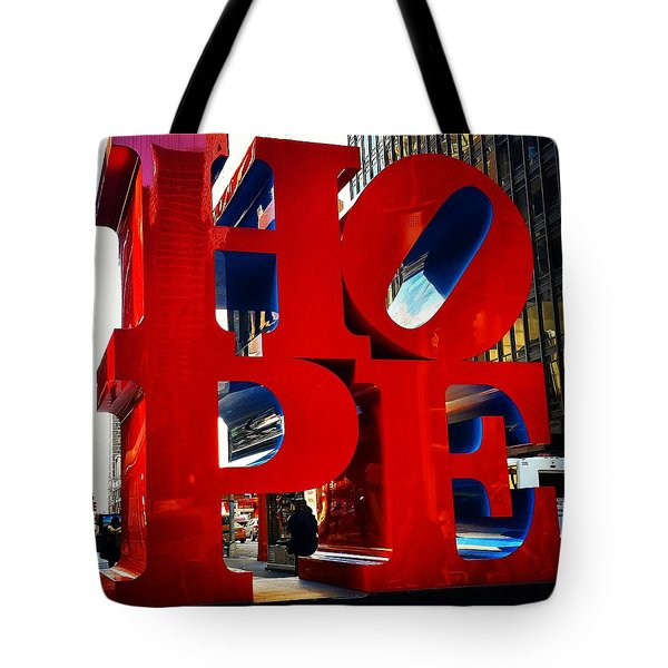 New York City - Hope Tote Bag