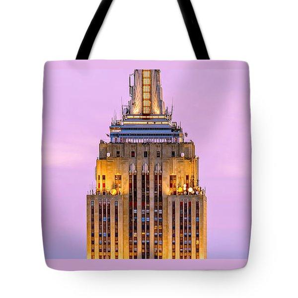 New York Giants Tote Bag