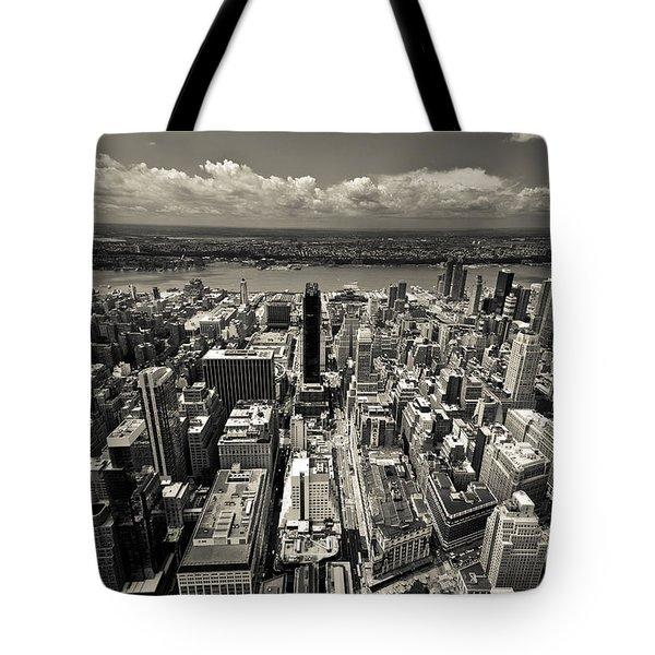 New York Husdon Tote Bag