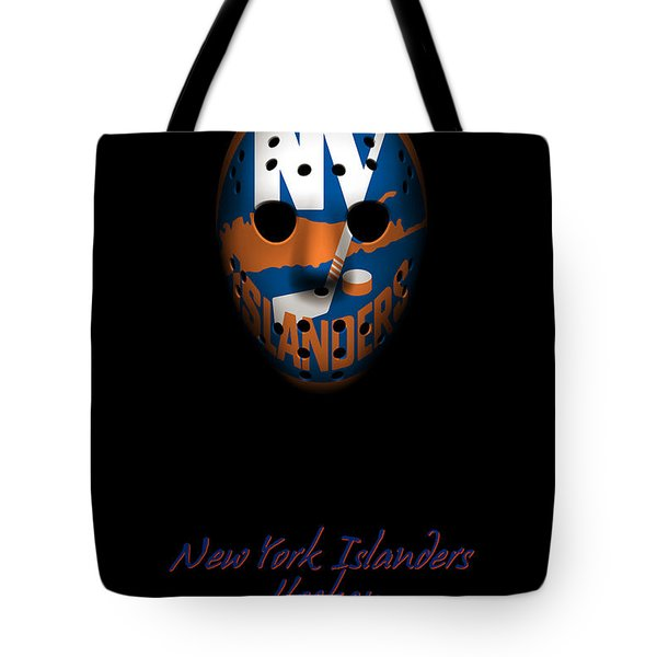 New York Islanders Established Tote Bag