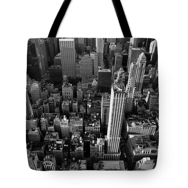 New York, New York 5 Tote Bag