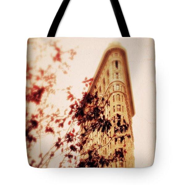 New York Nostalgia Tote Bag