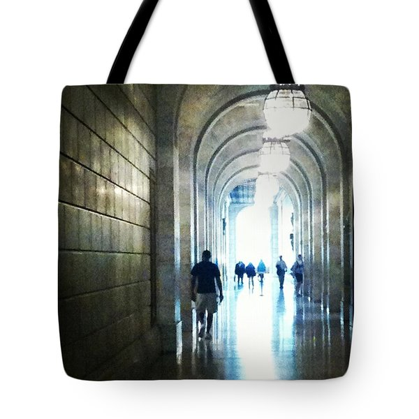 New York Public Library Tote Bag
