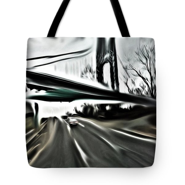New York State Of Mind Tote Bag
