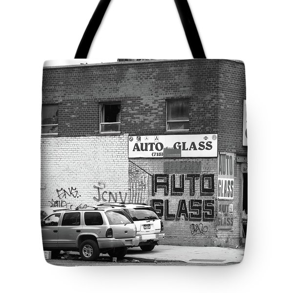 Tote Bag featuring the photograph New York Street Photography 70 by Frank Romeo