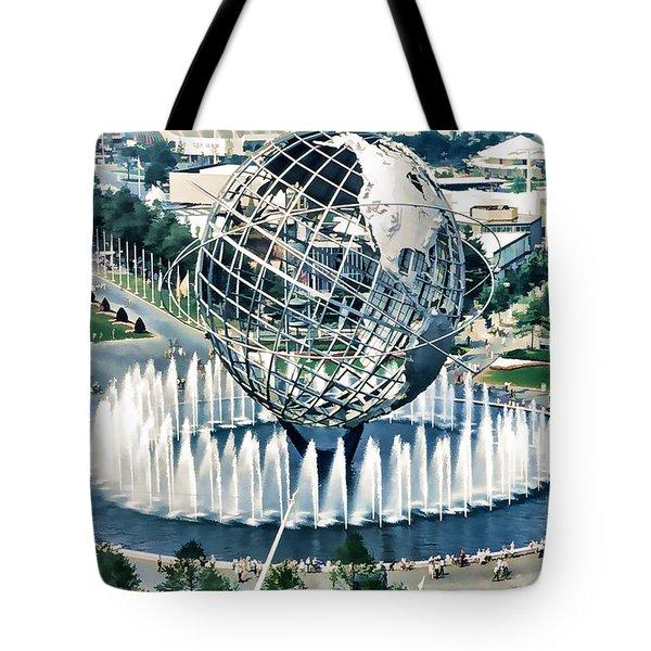 New York World's Fair Tote Bag