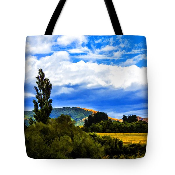 New Zealand Legacy Tote Bag