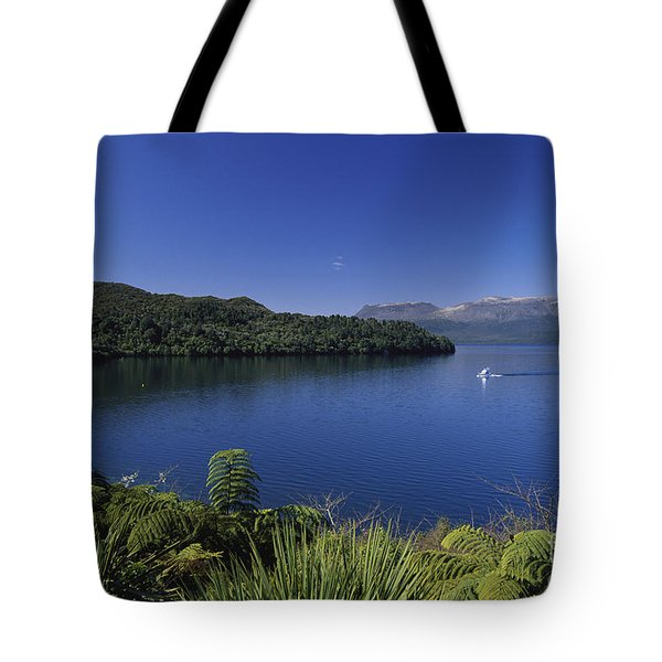 New Zealand, Rotorua Tote Bag by Greg Vaughn - Printscapes