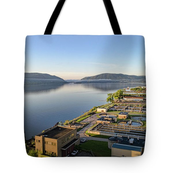 Newburgh And The Hudson Highlands Tote Bag