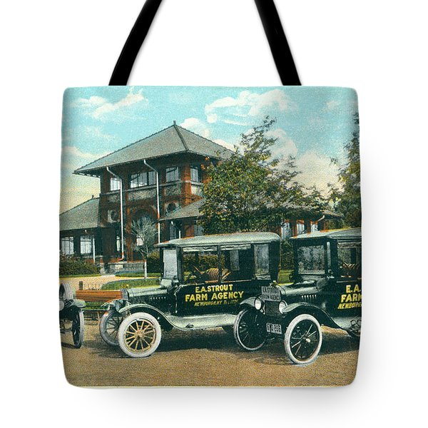 Newburgh Downing Park - 22 Tote Bag