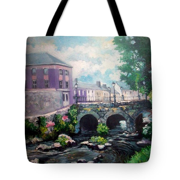 Newcastle West Co Limerick Tote Bag
