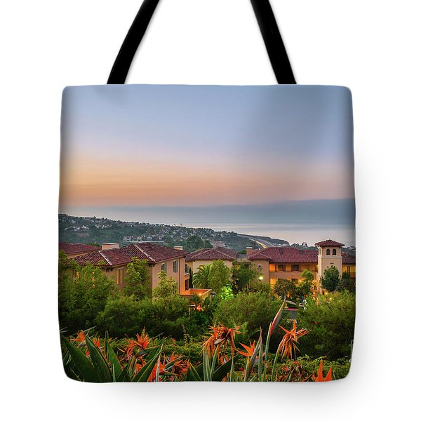 Newport Morning Tote Bag