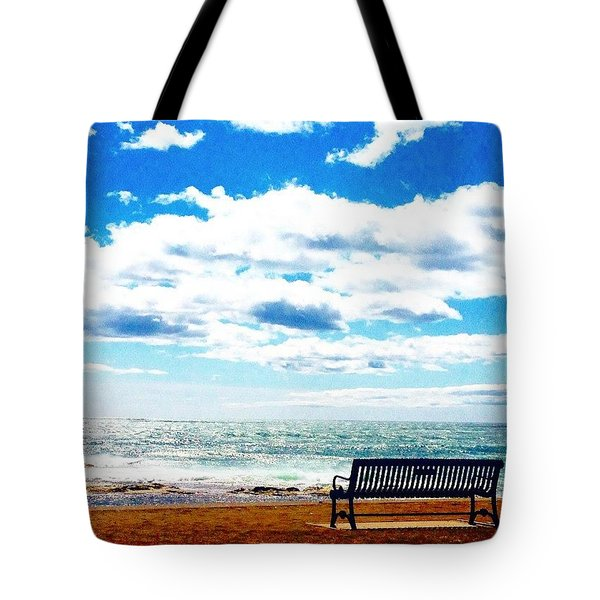 Thinking Spot  Tote Bag
