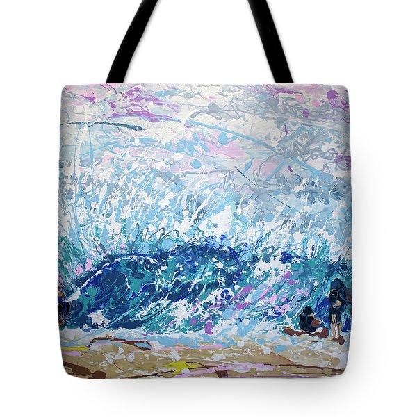Newport Wedge Tote Bag