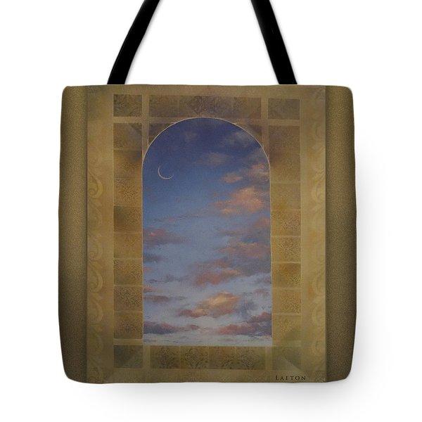 Next Chapter Tote Bag by Richard Laeton