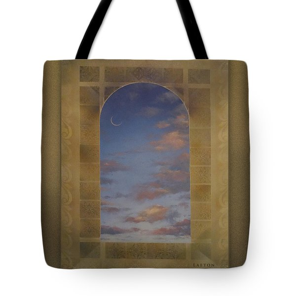 Next Chapter Tote Bag