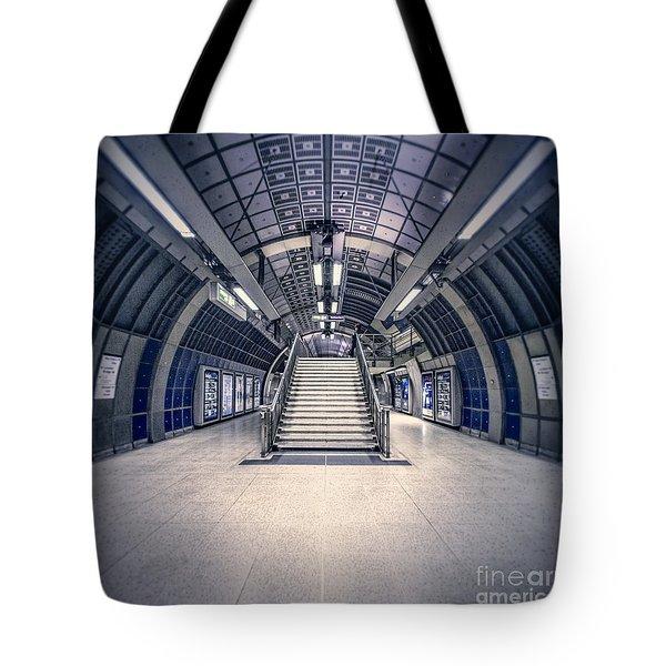 Next Flight Up Tote Bag by Evelina Kremsdorf