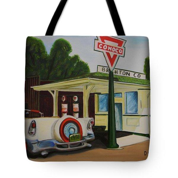 Next Stop The Rockies Tote Bag