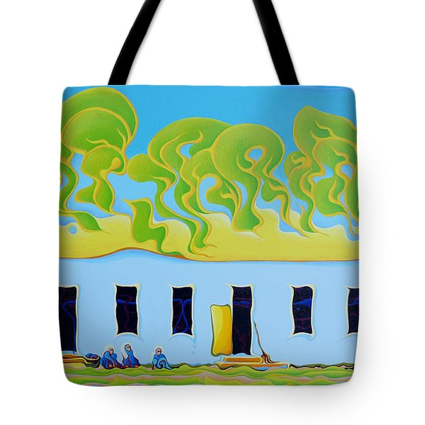 Next To Godliness Tote Bag