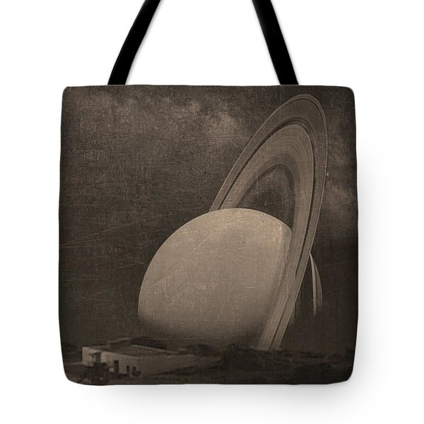Next Universe Over Tote Bag