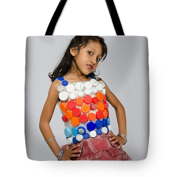 Neytra In Little Chic Tote Bag