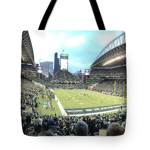 Nfc West Championship Tote Bag