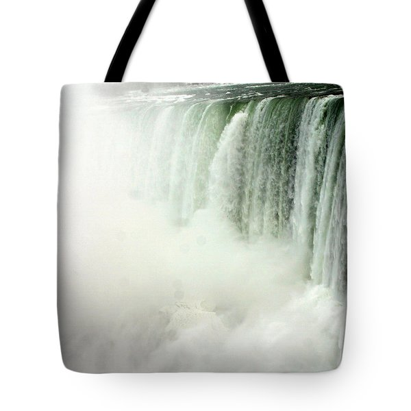Niagara Falls 4 Tote Bag by Anthony Jones
