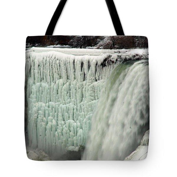 Niagara Falls 7 Tote Bag by Anthony Jones