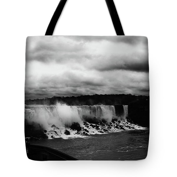 Niagara Falls - Small Falls Tote Bag