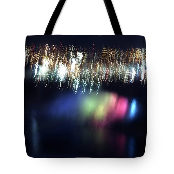 Light Paintings - Ascension Tote Bag