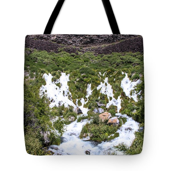 Niagra Springs Idaho Journey Landscape Photography By Kaylyn Franks  Tote Bag