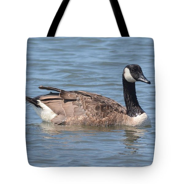 Nice Day For A Swim Tote Bag