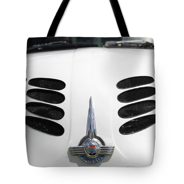 Tote Bag featuring the photograph Nice Grills by Stephen Mitchell