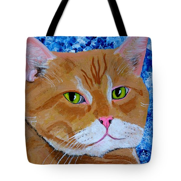 Nice Kitty Tote Bag